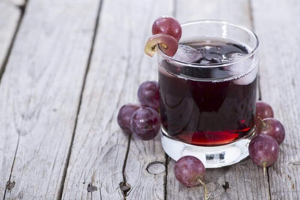 Reinig je lever met druiven