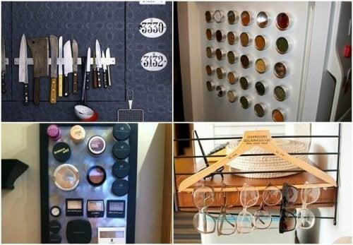 13 trucjes om je huis op orde te houden