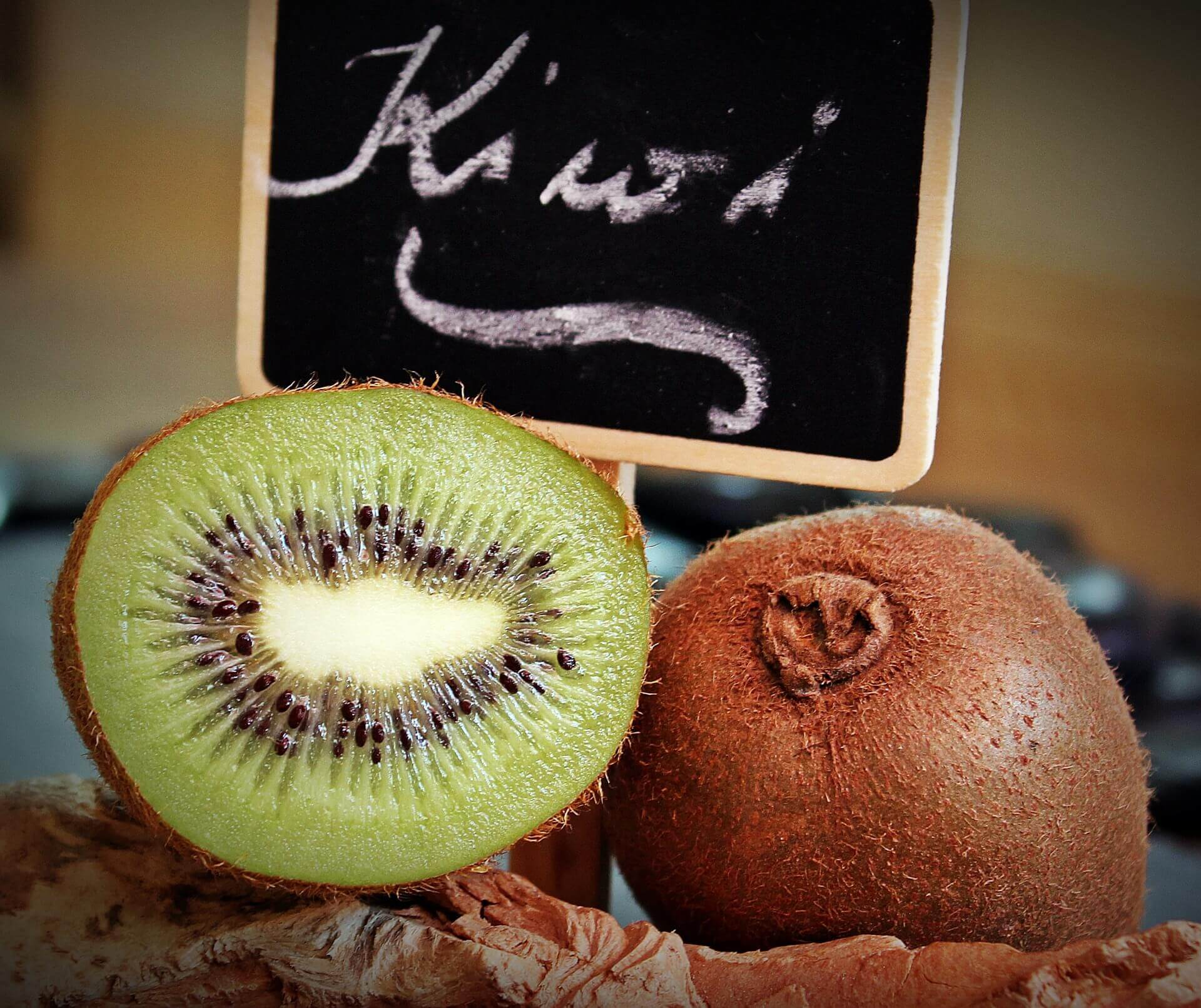 Constipatie bestrijden met kiwi's