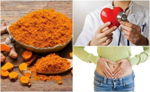 De 8 voordelen van kurkuma die je wilt weten