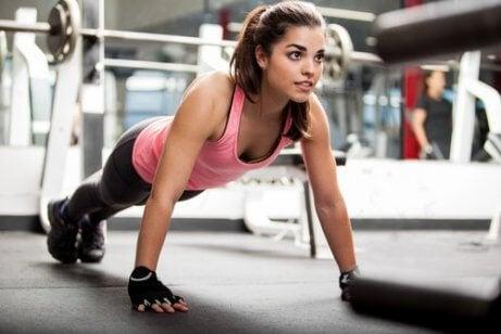 Chiazaden versterken de spieren