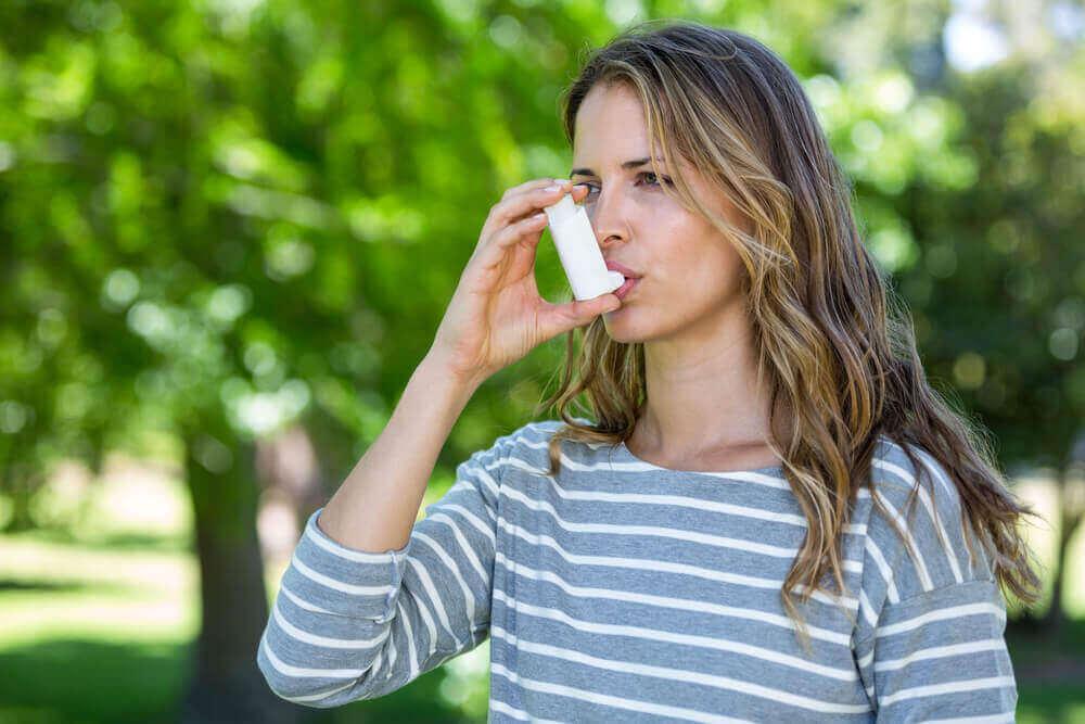Kun jij astma en de symptomen van astma onder controle houden?