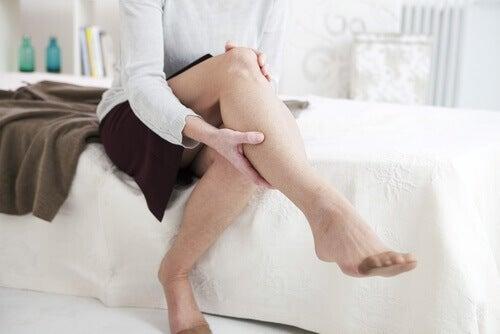 Doorbloeding van de benen