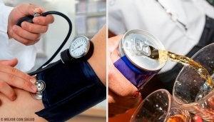 Drankjes die de bloeddruk verhogen