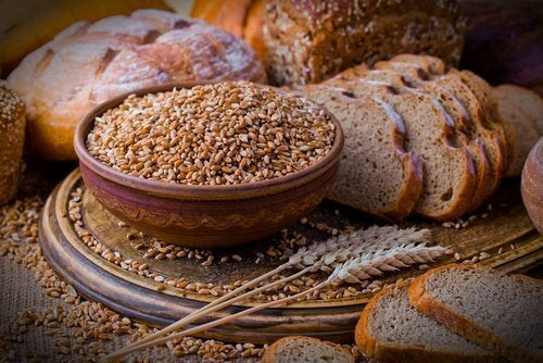 Eetgewoonten voor een gezond hart en volkoren producten