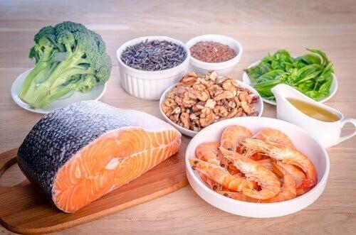 Eetgewoonten voor een gezond hart omega vetzuren