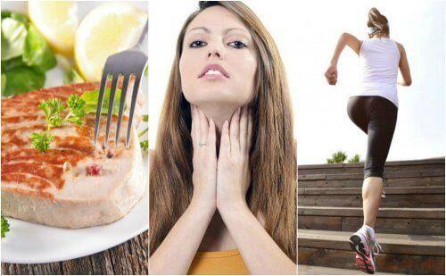 6 tips voor een gezondere schildklier