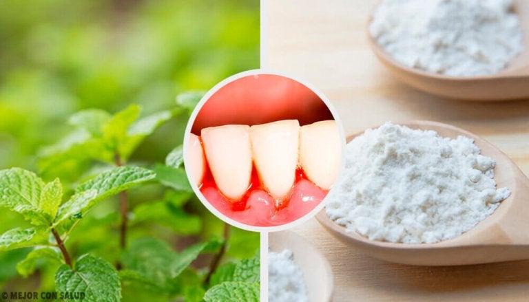 Tandvleesontsteking aanpakken met enkele doeltreffende huismiddeltjes