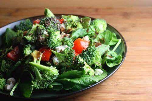 Groenten met een hoog eiwitgehalte helpen je gewicht te verliezen