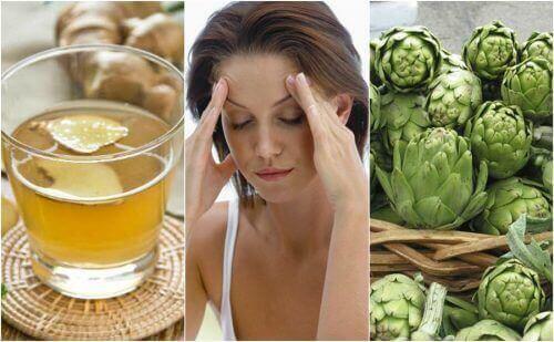 Verzacht de pijn bij migraine met natuurlijke remedies