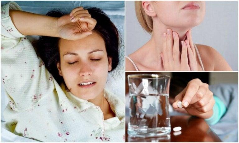 6 medische oorzaken van nachtzweten