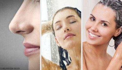 Zeven fouten in je persoonlijke hygiene die schadelijk zijn voor je gezondheid