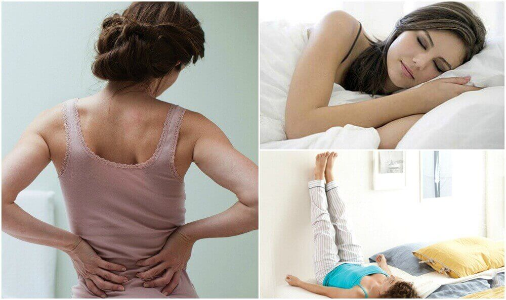 Last van pijn in de onderrug? Probeer deze tips!