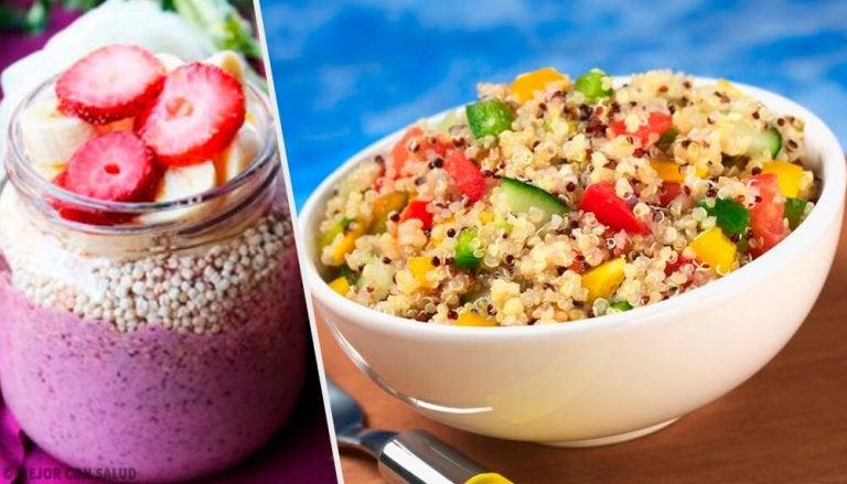 Waarom zou je quinoa eten moeten?