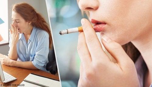 6 ongezonde gewoontes die net zo schadelijk zijn als roken