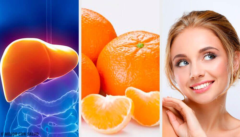 7 interessante voordelen van mandarijnen