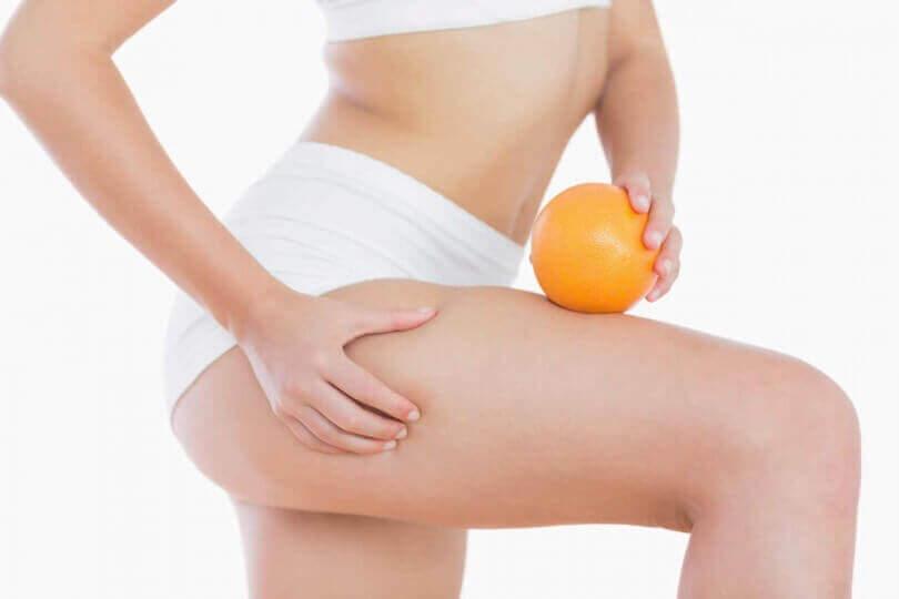 Avocadopit gebruiken om cellulitis te bestrijden (2)