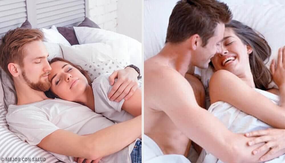 5 dingen die gelukkige koppels doen voordat ze gaan slapen