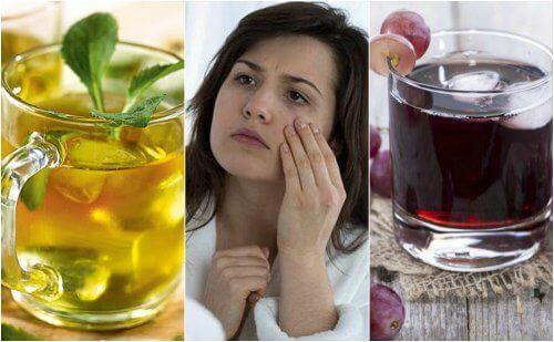 Gebruik deze gezonde natuurlijke drankjes bij bloedarmoede
