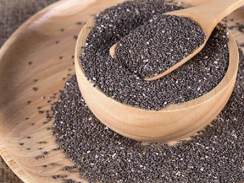Chiazaad is een goede bron van omega 3-vetzuren