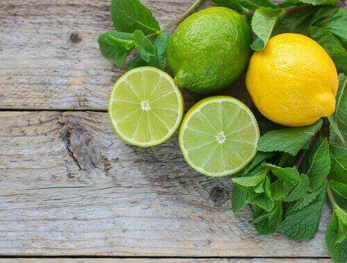 Fruitsoorten zoals citroen zijn echte vetverbranders