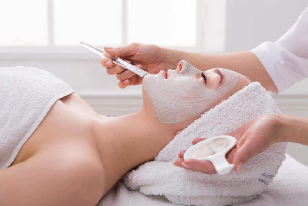 Probeer dit gezichtsmasker met verstevigende werking