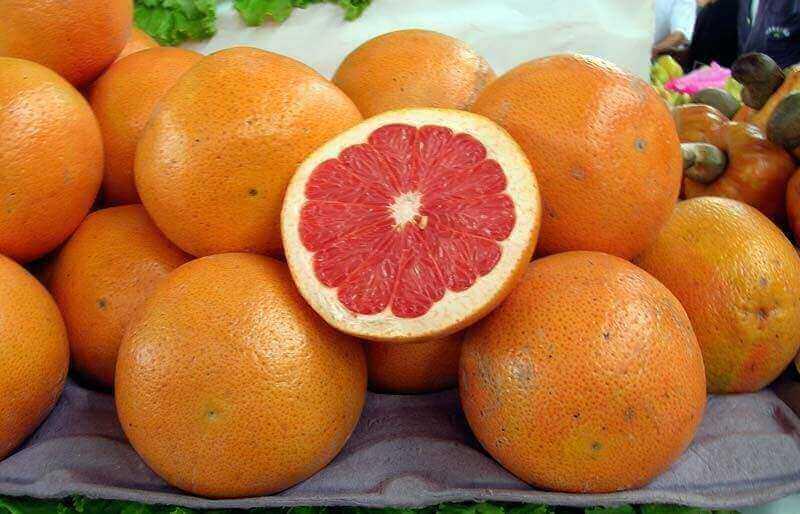 Je lichaam ontgiften met fruit zoals grapefruit