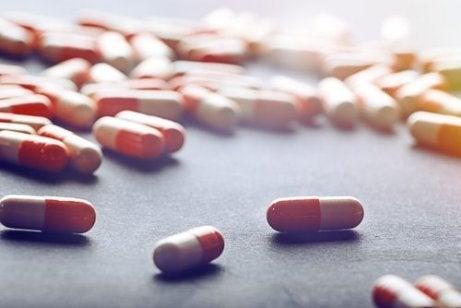 Oorzaken van haarverlies: bepaalde medicatie