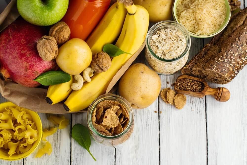 Spiermassa opbouwen door voldoende koolhydraten te eten