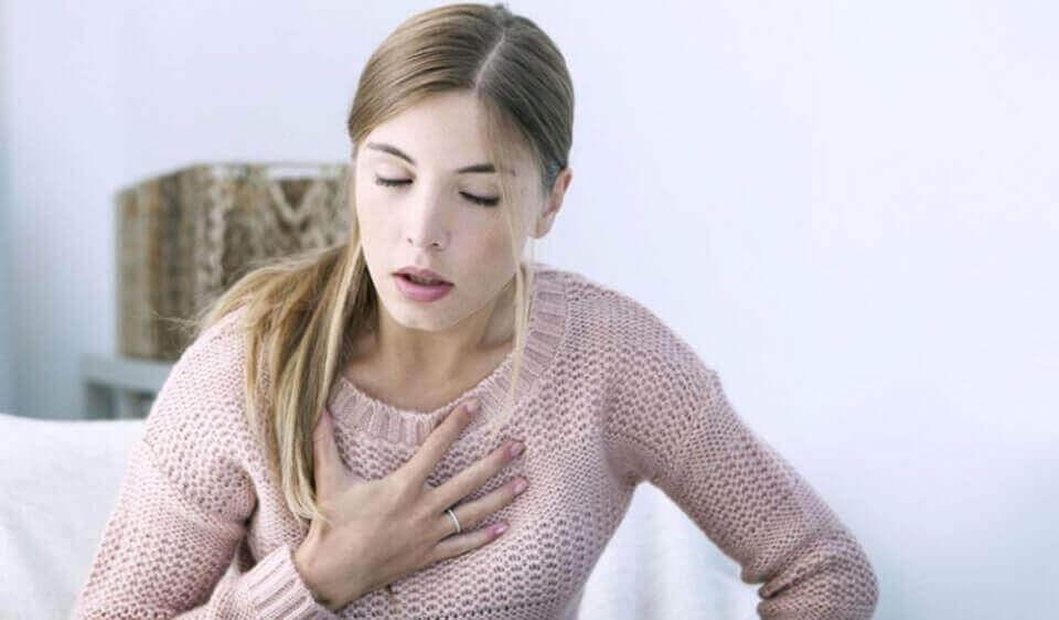 Symptomen van leukemie ademnood