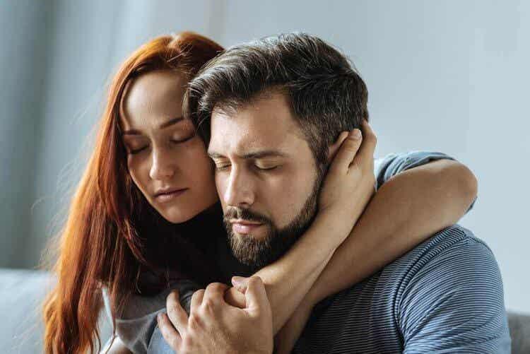 Gebruikt je partner je of houdt hij of zij van je?
