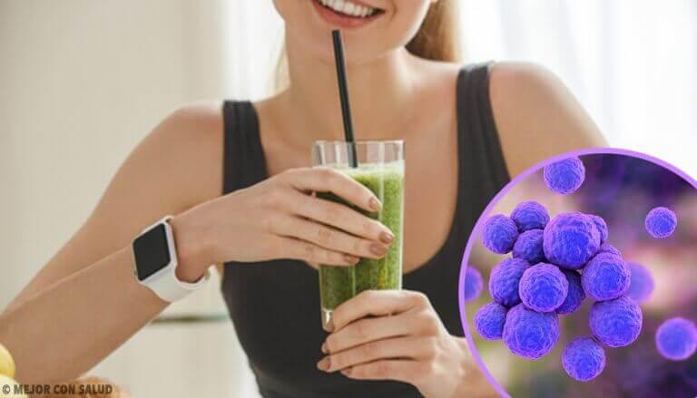 Gifstoffen afvoeren met vier gezonde ontgiftende smoothies