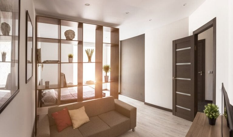 9 stijlvolle kamerschermen voor in huis