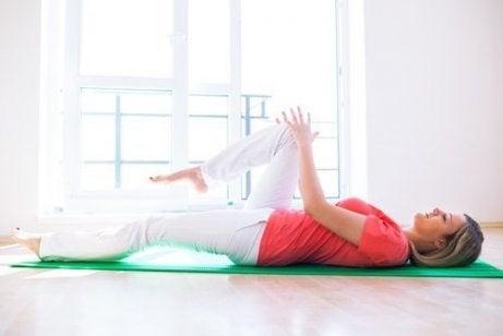 Tibetaanse oefeningen voor de spieren