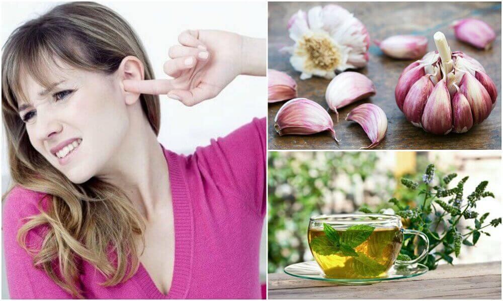 Vijf natuurlijke middelen tegen tinnitus