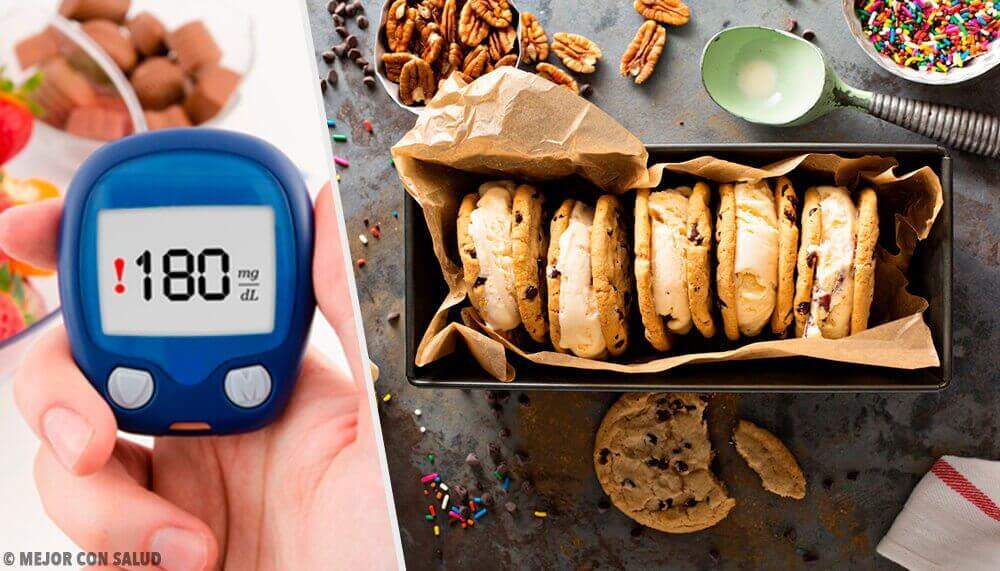 4 toetjes voor mensen met diabetes
