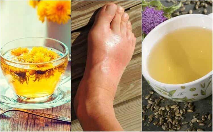 Urinezuur verminderen met deze vijf theesoorten