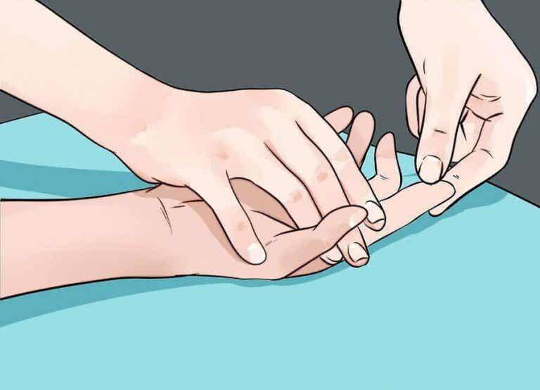 9 gezondheidsproblemen die je handen verklappen