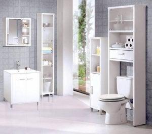 Badkamer zonder vieze geurtjes