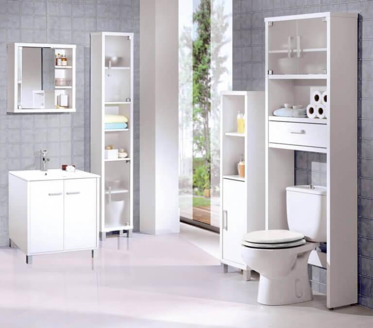 Badkamer zonder geurtjes