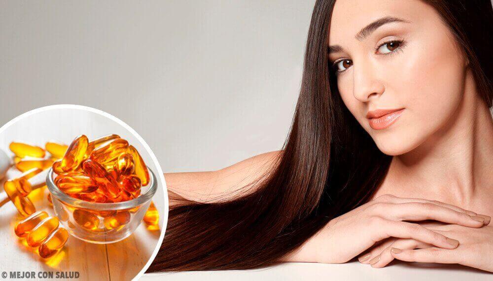 Zes essentiële vitaminen voor een snellere haargroei