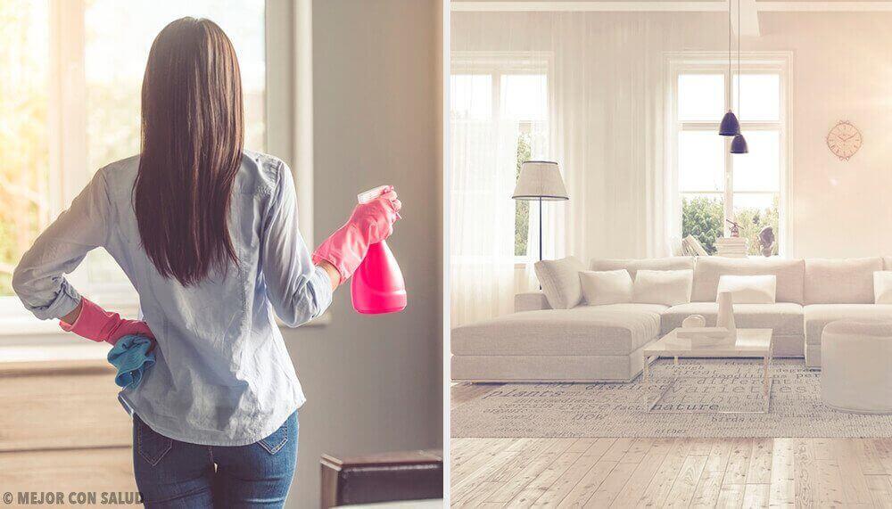 Tips om je huis een frisse geur te geven