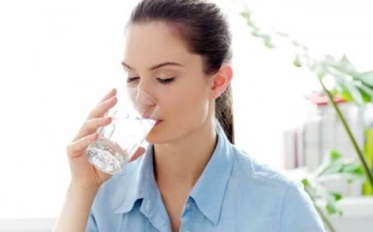 Beginfase van diabetes, buitensporige dorst