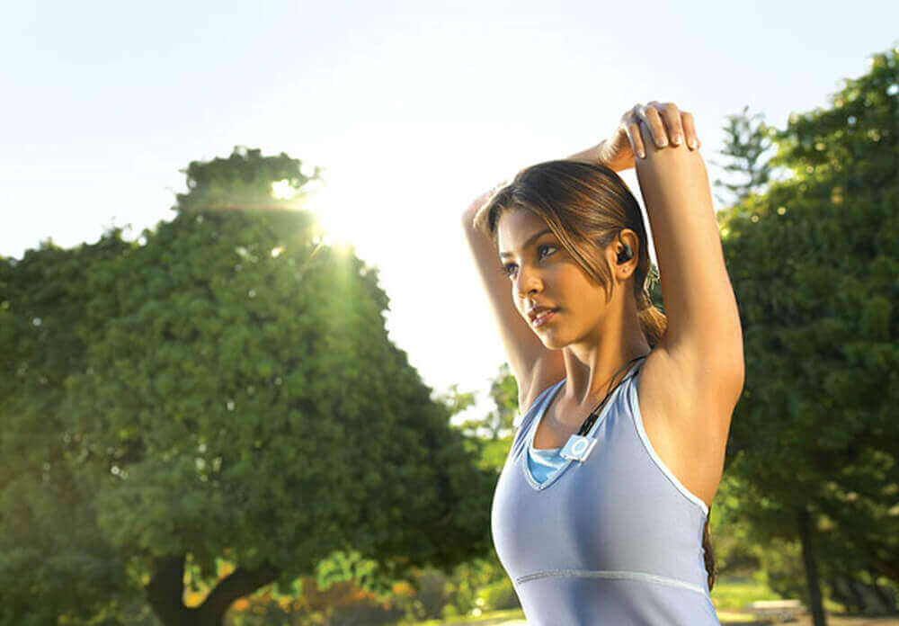 Hoe borstkanker voorkomen? Blijf actief