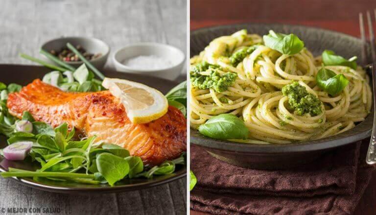 3 gezonde ideeën voor een snelle warme maaltijd