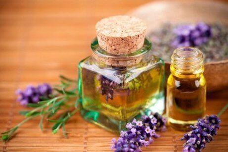 Een frisse geur met lavendel