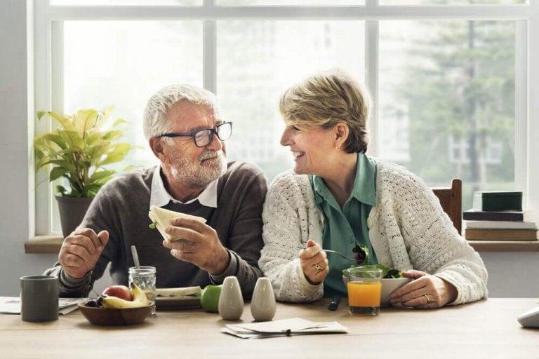 Verander na je veertigste 5 factoren in je voedingspatroon