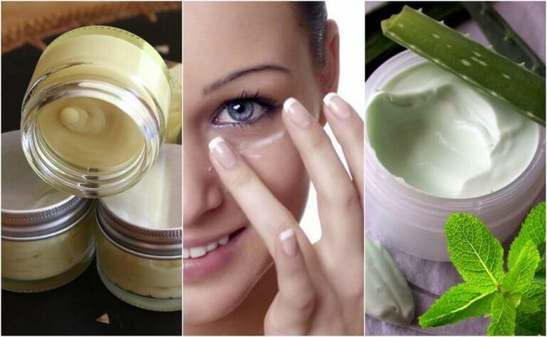 5 Natuurlijke oogcrèmes voor een gezonde huid