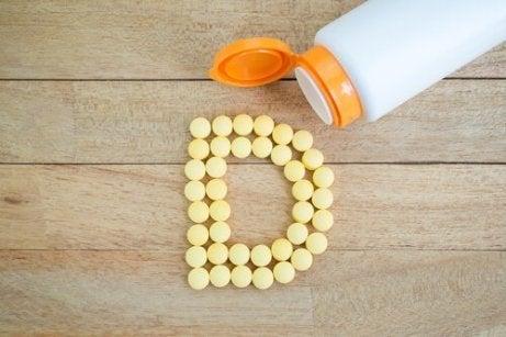 Een snellere haargroei met vitamine D