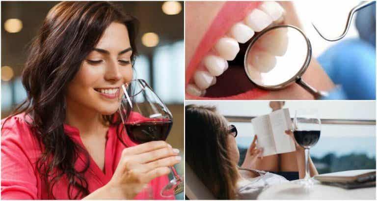 8 redenen om met mate rode wijn te drinken